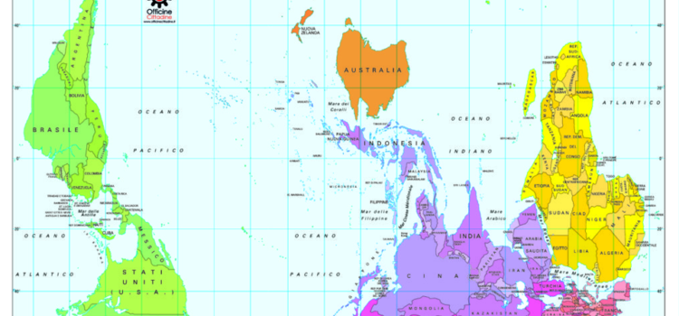La mappa di Peters
